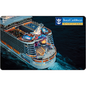 Royal Caribbean eGift Card $250 Product Image