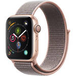 Watch Series 4 (GPS Only, 40mm, Gold Aluminum, Pink Sand Sport Loop) Product Image