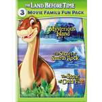 Land Before Time V-Vii 3-Movie Family Fun Pack Product Image