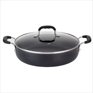 "Specialty Non-Stick 12"" Deep Covered Everyday Pan Product Image"