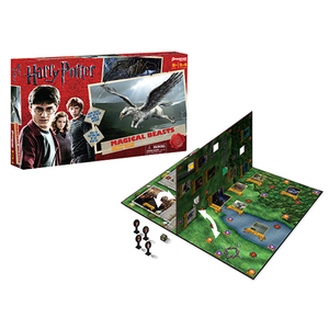 Harry Potter Magical Beasts Game Ages 8+ Years Product Image