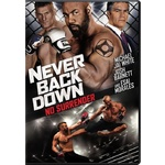 Never Back Down-No Surrender Product Image
