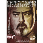 Perry Mason-Double Feature-Case of Ruthess Reporter/Maligned Mobster Product Image