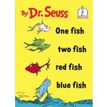 One Fish Two Fish Red Fish Blue Fish Product Image