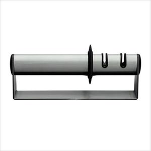 Twin Stainless Steel Sharpener Product Image
