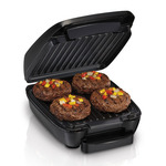 60 Sq. In. Indoor Grill with Removable Grids Product Image