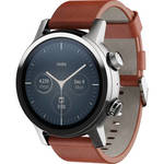 Moto 360 Smartwatch (Gen 3, Steel Gray) Product Image