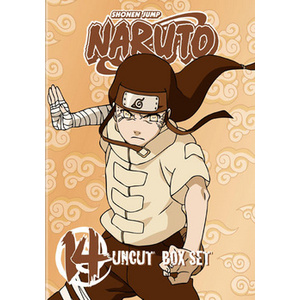 Naruto Uncut Box Set 14 Product Image