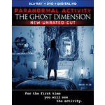 Paranormal Activity-Ghost Dimension Product Image