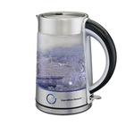 1.7-Liter Elegant Glass Kettle Product Image