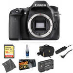 EOS 80D DSLR Camera Basic Kit Product Image