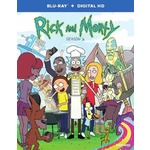 Rick & Morty-Complete 2nd Season Product Image