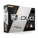 Staff Duo Professional Golf Balls 12 Balls Product Image
