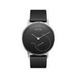 Steel Activity & Sleep Watch (Black) Product Image