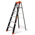 Microburst 6 Ft. Fiberglass Stepladder Product Image