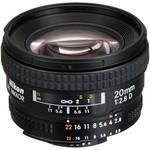 AF NIKKOR 20mm f/2.8D Lens Product Image
