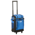 42 Can Soft-Sided Wheeled Cooler Blue Product Image