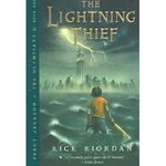 Percy Jackson and the Olympians, Book One the Lightning Thief Product Image