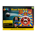 Wood Skill Ball Game Product Image