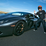 Race a Lamborghini Product Image