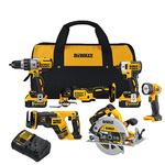 20V MAX XR Lithium 6-Tool Combo Kit Product Image