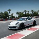 Race a Porsche Product Image