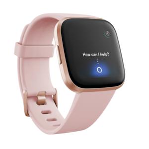 Fitbit Versa 2™ (Petal/Copper Rose Aluminum) Product Image