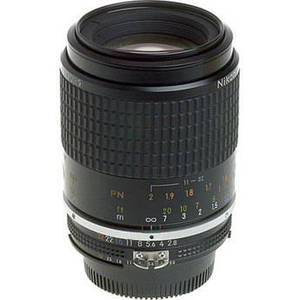 Micro-NIKKOR 105mm f/2.8 Lens Product Image