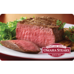 Omaha Steaks® eGift Card $100 Product Image