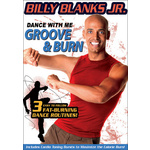 Billy Blanks Jr-Dance with Me-Groove & Burn Product Image