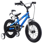 """Freestyle 14"""" Boys Bike Blue Product Image"""