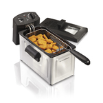 12 Cup Oil Capacity Deep Fryer Product Image