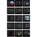 Flight Instrument Panel Product Image