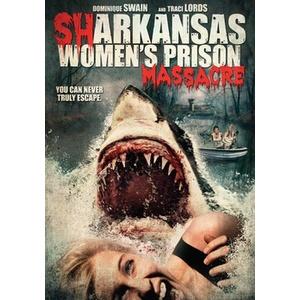 Sharkansas Womens Prison Massacre Product Image