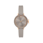 kate spade Park Row Gray Silicone Strap Watch Product Image