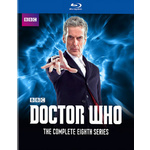Dr Who-Complete 8th Series Product Image