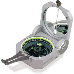 GEO Pocket Transit Compass (0-360° Scale) Product Image